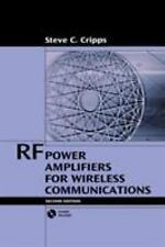 RF Power Amplifiers for Wireless Communications, Second Edition (Artech House M