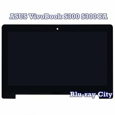 "13.3"" ASUS VivoBook S300 S300CA LCD Assembly Touch Screen LCD Screen N133BGE-L41"
