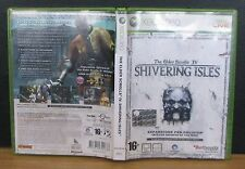 THE ELDER SCROLLS IV: SHIVERING ISLES - XBox 360 - PAL - Italiano - Usato