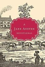 A Jane Austen Devotional by Thomas Nelson Publishing Staff (2012, Hardcover)