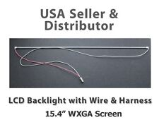 "CCFL LCD BACKLIGHT LAMP WIRE HARNESS Toshiba Satellite A200 A205 A215 15.4"" WXGA"