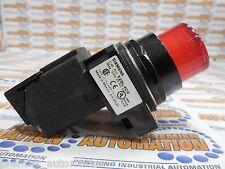 52BL4D2 -- PILOT LIGHT,RED,FV,INC,24 V
