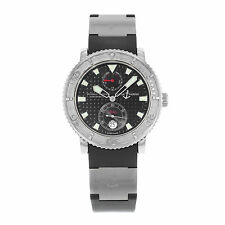 Ulysse Nardin Maxi Marine Diver 263-55-3/92 Stainless Steel Automatic Mens Watch