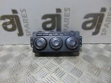 MAZDA 6 2.2 2010 HEATER CONTROLS WITH AIR CONDITIONING