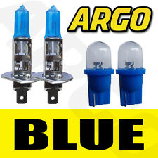 H1 XENON BLUE HEADLIGHT BULBS KIA SOUL SORENTO LANCIA