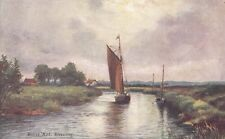 NORFOLK BROADS : River Ant,Evening - BOOTS