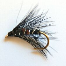 32 Traditional Scottish Trout Wet Fly fishing Flies by Dragonflies