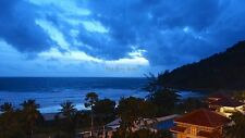 Digital Picture Image Desktop Wallpaper Sunset - Karon, Phuket, Thailand