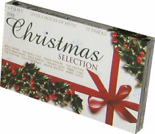 Christmas Selection 4 CD of Traditional Xmas Songs Festive Music Collection NEW