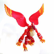 "DIGIMON Manga Anime Toy Raidramon 6"" figure COMPLETE, VERY RARE, pokemon"
