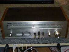 OPTONICA (SHARP) ST-1414 ANALOG AM / FM TUNER - SERVICED / TESTED - EXCELLENT