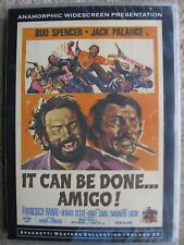 IT CAN BE DONE AMIGO! - JACK PALANCE - WILD EAST - BRAND NEW, FACTORY SEALED!!!