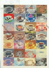 """PAUL GIOVANOPOULOS-CUP1-1987(MXM-19*) 4""""X6"""" POSTCARD"""