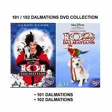 101 / 102 DALMATIANS 2 MOVIE FILM DISNEY Hugh Laurie, Tim McInnerny, NEW R2 DVD