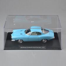 1:24 Scale Whitebox Alfa Romeo Giulietta SS 1957 Diecast Alloy Car Vehicle Model