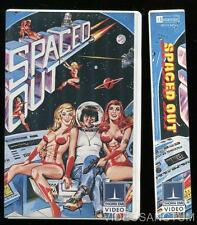 UK SEX COMEDY BETAMAX NOT VHS SPACED OUT 1979 THORN EMI GLORY ANNEN EURO SLEAZE