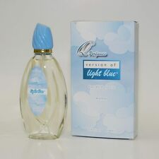 Q Perfumes version of D&G Light Blue by Dolce & Gabbana Women's Perfume 3.4 oz