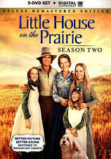 Little House on the Prairie: Season 2 [Deluxe Remastered Edition - DVD + Digital