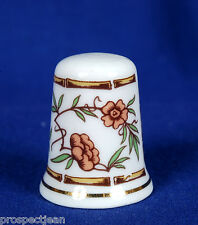. TCC Hammersley 'Bamboo' China Thimble B/30