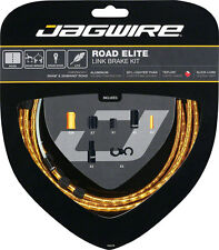 NEW Jagwire Road Elite Link Brake Cable Kit Gold