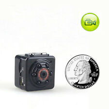 Mini DV Hidden Spy Hidden Cam Camera Night Vision Video Recorder FULL HD 1080P #
