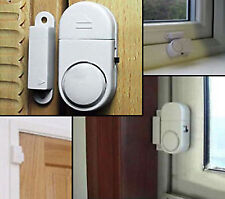 Wireless Door Window Safety  Magnetic Security Burglar Alarm anti theft bell