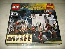 LEGO 9471 Lord of the Rings Uruk Hai Army Builder Rohan BRAND NEW
