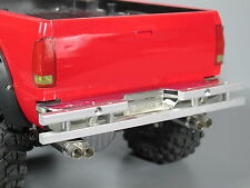 Aluminum Add-On Rear Bumper Guard Tamiya 1/10 Ford F350 Juggernaut Toyota Hilux
