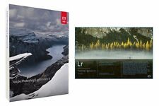 Adobe Photoshop Lightroom 6 Windows/Mac