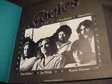 WHOLESALE LOT 10 EAGLES 70S 1976 ROCK CONCERT PROGRAM Don Henley Joe Walsh rock