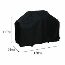 "Large 67"" Waterproof BBQ Cover Garden Outdoor Barbecue Grill Storage Protector"