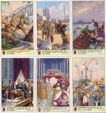 Figurine Lavazza serie n°73 Avvenimenti di Rilievo del 1951 ANNO 1953 Chromo
