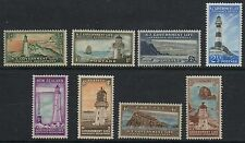 New Zealand 1947 life insurance stamps SGL42-L49 unmounted mint set stamps