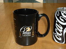 ULA - UNITED LAUNCH ALLIANCE - ATLAS ROCKET LAUNCHES, Ceramic Coffee Mug