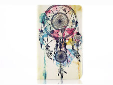 HOT! Dream Catcher Elephant Leather Case Cover For Samsung Galaxy Tab 4 8.0 T330