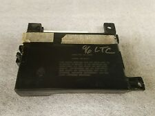 ACTUAL ITEM 1996 Lincoln Town car   lock module with key code
