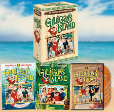 Signed by Dawn Wells - Gilligan's Island - Complete Seasons 1-3 (9-Disc Set)