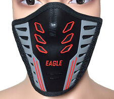 Half Face Cover Balaclava Protective Filter Mask Motorcycle Biker Costume Ninja