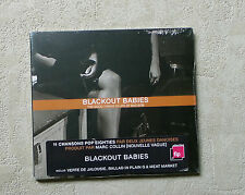 """CD AUDIO / BLACKOUT BABIES """"THE GOOD THINGS IN LIFE OF BAD BOB"""" CD ALBUM NEUF"""