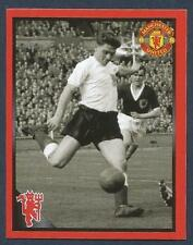 PANINI MANCHESTER UNITED 2008/09 #118-ENGLAND V SCOTLAND-BLACK & WHITE ACTION