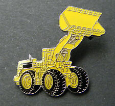 LOADER BACKHOE CATERPILLAR TRACTOR TRUCK LAPEL PIN BADGE 1 INCH