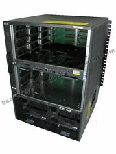Cisco WS-C6509-E w/ WS-SUP720-3BXL, dual WS-CAC-3000W Bundle 6509/6500