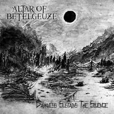 ALTAR OF BETELGEUZE - Darkness Sustains the Silence - CD - DEATH METAL