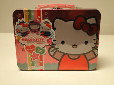 HELLO KITTY America the Beautiful Series 1 Collectors Tin with Figures & Cards!