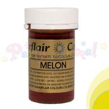 Sugarflair concentrado colorantes Pasta Gel Colores espectral vibrante 25g