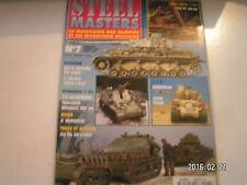 **a Steel masters n°7 La 1. Panzer division 1944 1945 les derniers combats