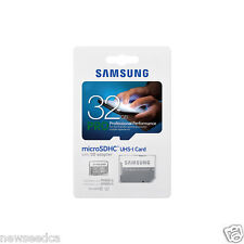 Samsung 32GB PRO Micro SD SDHC U3 90MB/s Class10 Memory Card for GoPro MB-MG32EA
