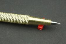 145mm Hard alloy Steel Scriber Pen Tip w Pocket Clip Scribe Mark Etching