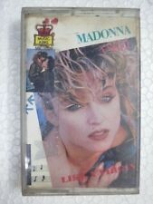 MADONNA LIKE A PRAYER RARE CASSETTE INDIA