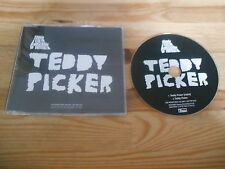 CD Pop Arctic Monkeys - Teddy Picker (2 Song) Promo DOMINO sc